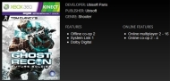 Ghost Recon: Future Soldier - xbox360