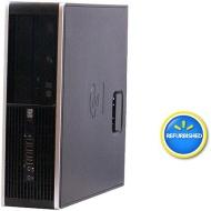 HP Refurbished Black 6005 Pro Desktop PC with Athlon II X2 Processor, 4GB Memory, 160GB Hard Drive and Windows 7 Home Premium (Monitor Not Included)