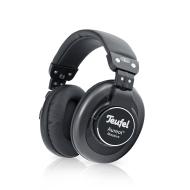 Teufel Aureol Massive Schwarz geschlossener Kopfhörer für HiFi-Fans, Musiker, DJs und Gamer