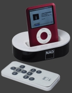 NAD IPD2 iTouch ready iPod dock