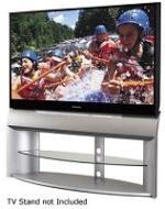"Panasonic LT-61LCX65 61"" HDTV"