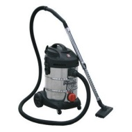 Sealey Power Tools Sealey Vacuum Cleaner Industrial 30ltr 1400W/230V Stainless Bin
