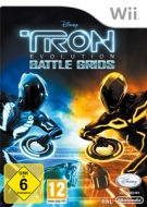 Tron Evolution: Battle Grids- Wii