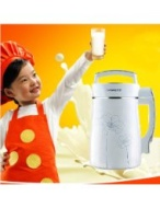 BONUS PACK! Joyoung CTS-1098 Easy-Clean Automatic Hot Soy Milk Maker with FREE