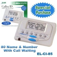 Bellsouth Ci-85 Caller Id with Call Waiting