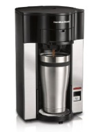 Hamilton Beach Personal Cup Stay or Go POD Brewer