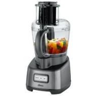 KitchenAid Cocoa Silver Ultra Wide Mouth Food Processor
