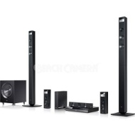 LG 3D Wi-Fi Smart Blu-ray Home Theater System - Wireless Rear Speakers, Tallboys