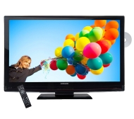 "Magnavox 37"" LCD/DVD HDTV,720p,3-HDMI,1-Component,1-S-Video,1-Composite"