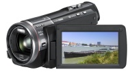 Panasonic HC-X900M video camera and 3D lens