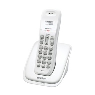 Uniden TRU9585-4WX Expandable Cordless System with Digital Answering System, Dual Keypad, Call Waiting/Caller ID and Extra 2 Handsets and Chargers