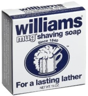 Williams Mug Shaving Soap 1.75 Oz (Pack of 6)