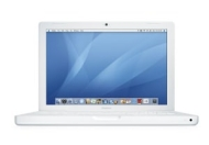 "Apple MacBook MB061LL/A Notebook Intel Core 2 Duo 2.0GHz 13.3"" 1GB 80GB DVD-CDRW OS X 10.4 - Refurbished"