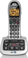 BT Big Button Single 4500 - cordless phone - answering system with caller ID/call waiting