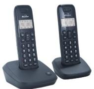 Binatone Telecom Plc-binatone Veva 1700 Twin Dect Phone