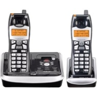General Electric 25952EE2 Edge Cordless Phone and Digital Answering System