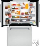 GE Freestanding Bottom Freezer Refrigerator CFCP1NIYSS