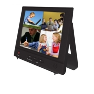 "Night Owl NO-8LCD Security Products 8"" LCD Security Monitor with Audio"