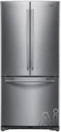 Samsung Freestanding Bottom Freezer Refrigerator RF217AB