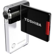 Toshiba Camileo S10 - Camcorder - High Definition, PX1505E-1CAM