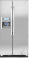 Whirlpool Freestanding Side-by-Side Refrigerator GC5SHAXV