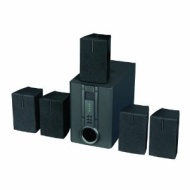 Curtis HTIB1000 5.1 Surround Sound Home Theatre System In A Box