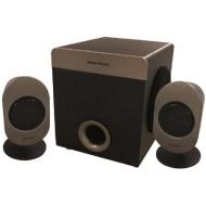 Gear Head Powered 2.1 Studio Pro Speaker System