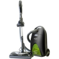 "Panasonic ""OptiFlow"" Canister Vacuum Cleaner, Twight Green, MC-CG917"