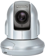 Panasonic BB-HCM580A - Network camera - PTZ - color ( Day&Night ) - optical zoom: 21 x - motorized - 10/100 - SD