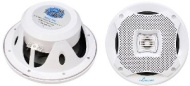 Pyle Lanzar AQ5CXW 400 Watts 5.25-Inch 2-Way Marine Speakers White
