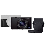 Sony Cybershot DSCRX100 III Digital Camera with Free Accessory Kit