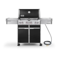 Summit E-470 Freestanding Natuaral Gas Grill