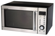 Daewoo 1.6 cu ft Microwave Oven, Stainless Steel