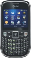 AT&T GoPhone Z431 - GoPhone Z431 No-Contract Cell Phone - Black