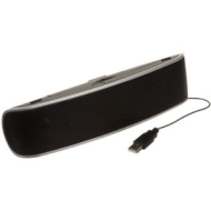 AmazonBasics Portable Stereo System for MP3 Players Black