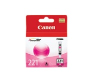 Canon - CLI-221 Black Ink Cartridge - Black 2946B001