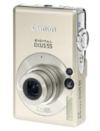 Canon Digital IXUS 55