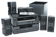 Kenwood HTB-705DV Home Theater System