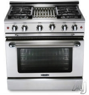 Capital Stainless Steel Sealed Burner Rangetop Cooktop GRT364GL