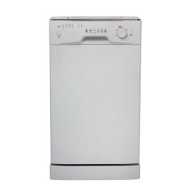 Danby 18 in Portable Dishwasher in White with 8 Place Setting Capacity