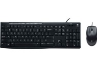 Logitech MK200 USB 2.0 Keyboard and Mouse Combo