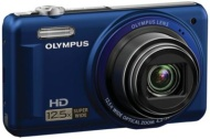 Olympus Blue 14MP/12.5X Zoom Digital Camera