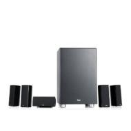 """Teufel Consono 35 Mk2 """"5.1-Set"""" - Extrem leistungsorientiertes Heimkino-Lautsprecher-Set im kompakten Format"""