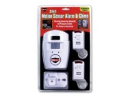 U.S. Patrol JB5532 2 In 1 Motion Alarm/Chime