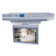 Venturer 8 in. (Diagonal) Class Under-Cabinet LCD DTV/DVD Player Combo