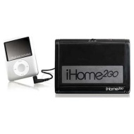 iHome iHM2B Portable MP3 Speaker System