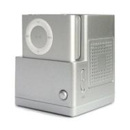 Exspect EX696 Shuffle Speaker Silver