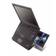 Lenovo ThinkPad X301 - Core 2 Duo SU9400 / 1.4 GHz ULV - Centrino 2 with vPro - RAM 2 GB - HDD 64 GB SSD - DVD-Writer - GMA 4500MHD - cellular wireles