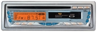 PYLE PLCDCS90M AM/FM-CD/MP3/WMA/CDRW- Cassette Radio With Detachable Face