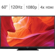 "Sharp AQUOS 60"" Class 1080p 120Hz Edge Lit LED LCD HDTV LC60C6400U"